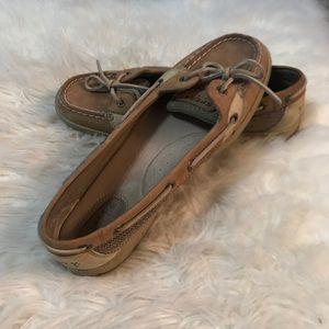 Sperry angelfish woman's boat shoe